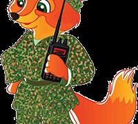 foxhunt cartoon