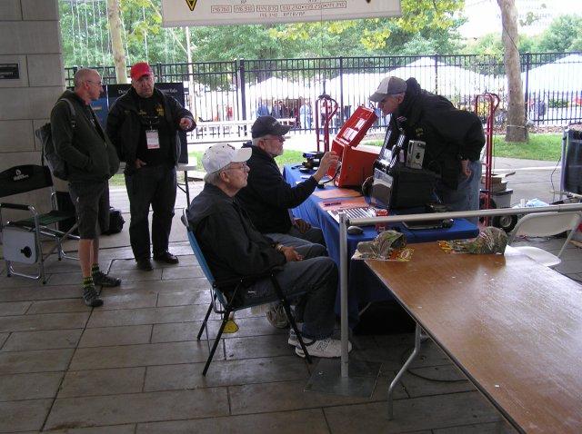 FWRC club members at Maker Faire