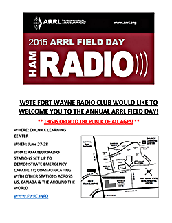 Field Day Flyer thumbnail