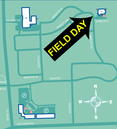 field day map 2011