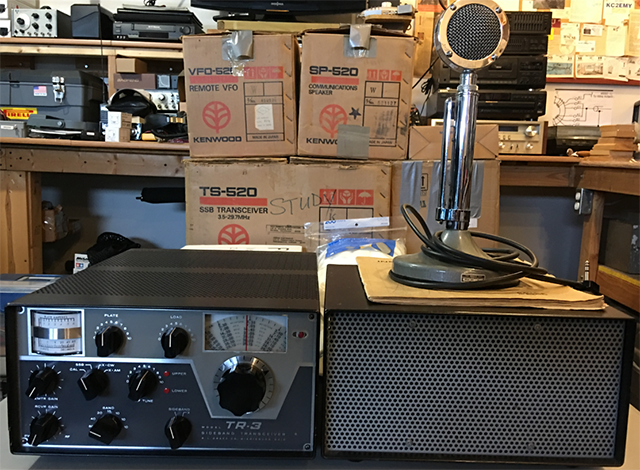 Vintage Drake ham radio HF station to be auctioned by Fort Wayne Radio Club