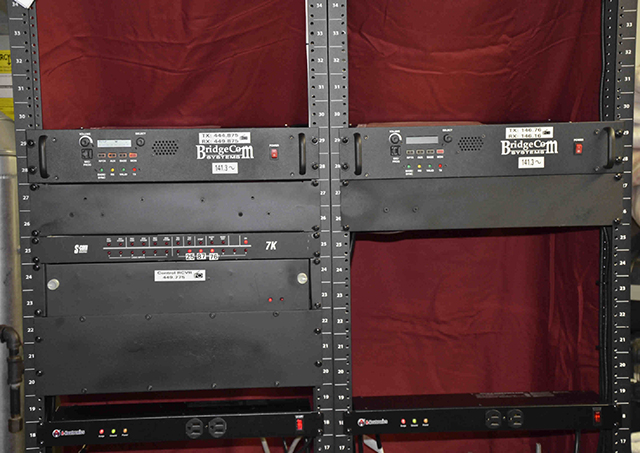 FWRC BridgeCom repeaters