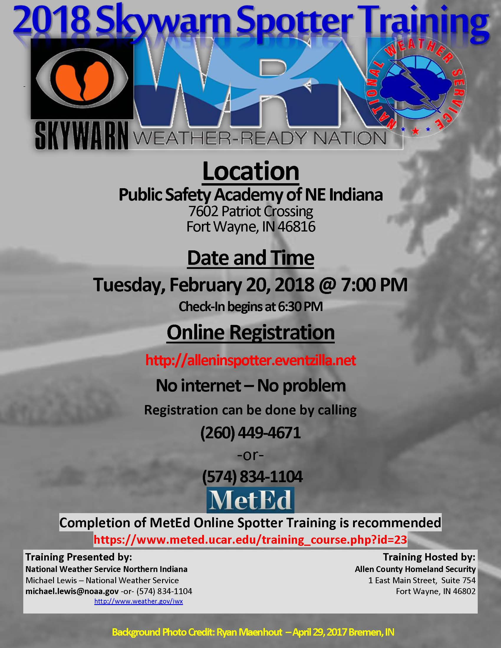 2018 skywarn spotter training allen county indiana flyer.pdf