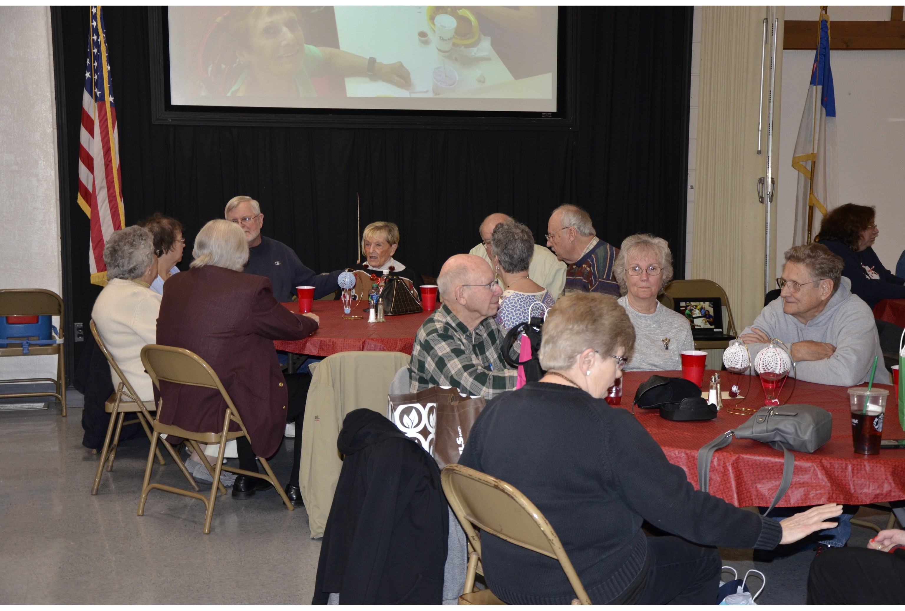 FWRC 2018 Christmas banquet