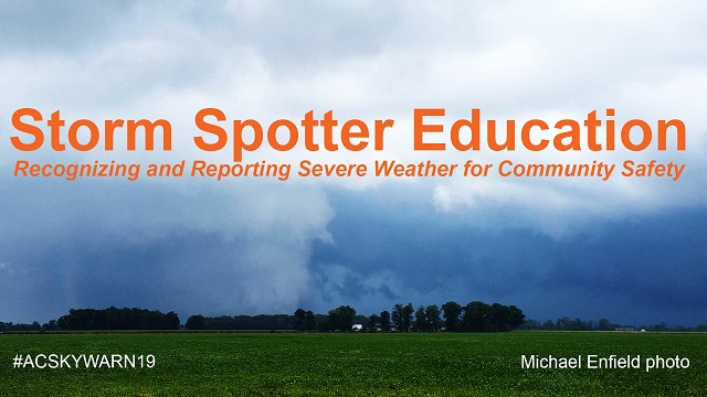 ACARES Spotter meeting