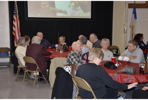Christmas Banquet 2018