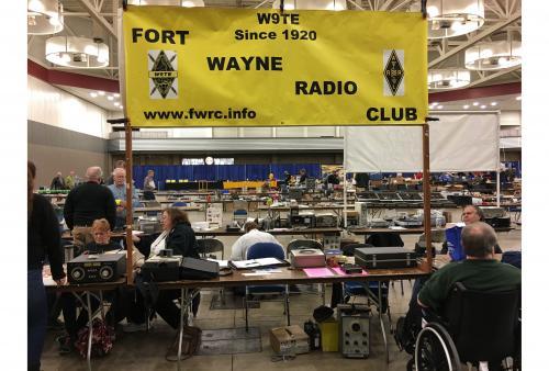 Fort Wayne Hamfest 2018
